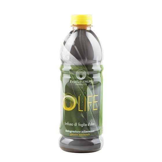 OLIFE напиток на основе экстракта оливковых листьев OLIVUM
